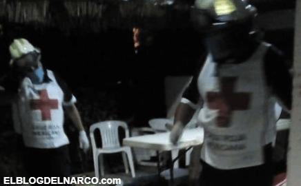 Imágenes del terror en Minatitlán, Sicarios ejecutaron a 13 pero ¿Por que el niño ¿Que culpa tenia el