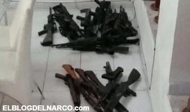 """La cuantiosa sorpresa en la finca de """"El 8"""", ahijado de """"El Mencho"""", arrestado en Jalisco, México"""