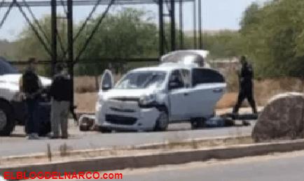 """Policías ejecutan de manera extrajudicial a """"El Boina"""" en Sonora, México (VÍDEO)"""