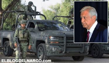 La guerra en México que enfrenta AMLO, descuartizados o con el tiro de gracia
