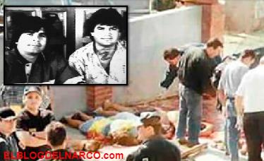 Matar a todas las personas de la familia, La masacre que termino con un pacto Histórico y Sagrado entre los verdaderos Carteles.