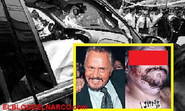 Pobre Paquito, ser socio de El Señor de los Cielos le costo la vida a Paco Stanley, los Arellano lo ejecutaron...