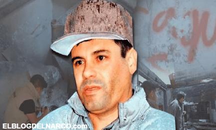 Difunden impactante vídeo de la casa que habitó El Chapo Guzmán