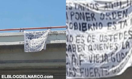 El Cártel de Tijuana está vivo... anuncia el resurgimiento de la vieja escuela con narcomantas