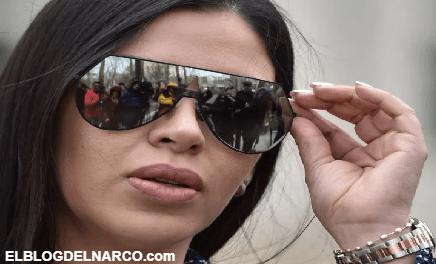 """Emma Coronel huye de Instagram tras supuesto mensaje enviado a """"El Mencho"""" del CJNG"""