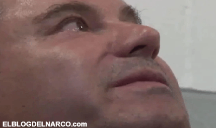 Me porto bien, la reducida versión de El Chapo, alguna vez el narco más poderoso del mundo...