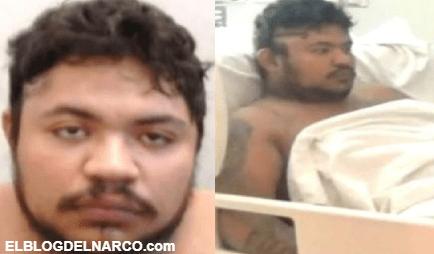 Se les da a la fuga líder del CJNG mientras le daban atención médica en el Hospital General de Oaxaca