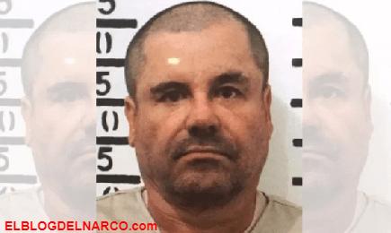 El Chapo Guzmán se salvó de pena de muerte pero no de volverse loco....