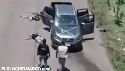 """Civiles armados advierten a """"El Mencho"""", """"No vamos a dejar que vengan los de Jalisco"""" (VÍDEO)"""