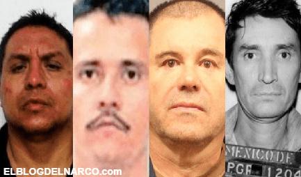 Desde El jefe de jefes hasta El Mencho, la cacería de la DEA a los capos mexicanos...