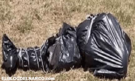 Encuentran mujer brutalmente desmembrada en zona que disputan huachicoleros y narcos