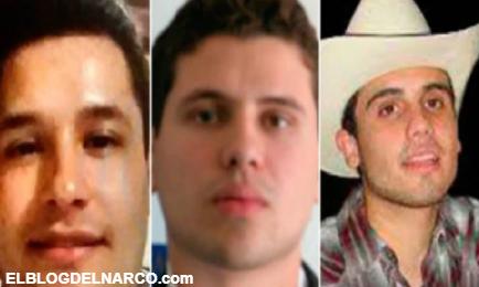 """Estos son los enemigos que amenazan a los descendientes de Joaquín """"El Chapo"""" Guzmán"""