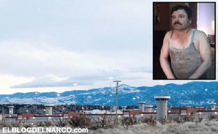 """""""El Chapo"""" Guzmán podría pasar el peor invierno de su vida en Colorado"""