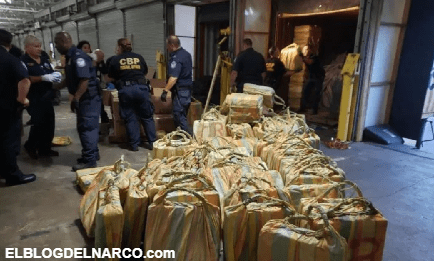 Cárteles reciben golpe por más de $1,200 millones de dólares por droga incautada en Estados Unidos
