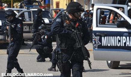 Caen 3 policías municipales de Cortazar, Guanajuato por levantar a elementos estatales