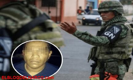 Detienen a El Pantera, líder de 'Los Pelones' en Cancún