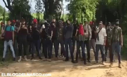 En medio del toque de queda en Tierra Caliente, miembros del CJNG lanzaron amenaza contra Los Viagra