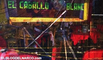 Las contradicciones y opacidad en masacre de Caballo Blanco