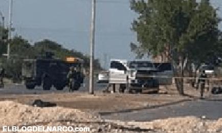 Nuevo Laredo, SEDENA abate a CUAZITOS del Cartel del Noreste en Valles de Anahuac