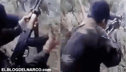 Sicarios del Cartel del Sur muestran como fue la emboscada a militares en Guerrero (VÍDEO)