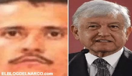 AMLO le da derechazo al Mencho y al Cártel Jalisco Nueva Generación por partida doble...