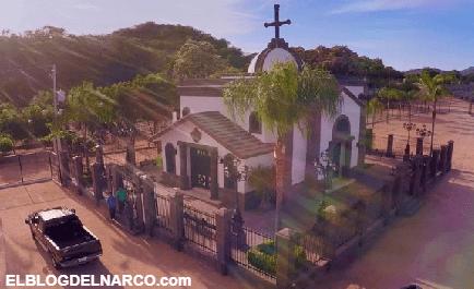 Arturo Beltrán, 'Nacho' Coronel, Édgar, el hijo de 'El Chapo'... estas son las lujosas tumbas de los narcos en Sinaloa (vídeos)