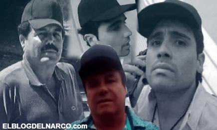 El Chapo y Ovidio Guzmán, la prenda que une a los líderes del Cartel de Sinaloa...