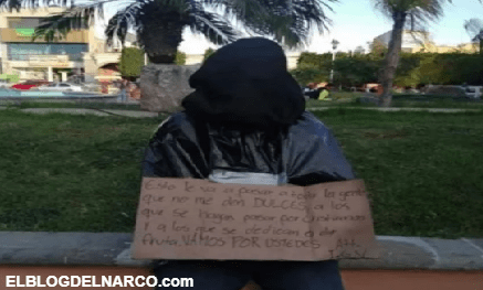 Hombre se disfraza de 'embolsado' en peligrosa zona de ejecuciones