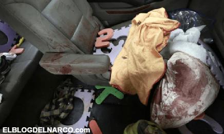 Los aterradores audios de la familia LeBarón tras la masacre Fueron quemados dentro del vehículo.