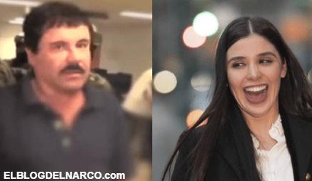 """Ya no podemos hacer nada por """"El Chapo"""" tras su sentencia, dice la atractiva Emma Coronel..."""