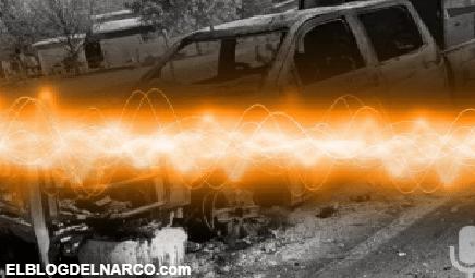 """""""¡Ya me dieron!"""", las angustiantes llamadas de auxilio de los policías que enfrentaron al CDN en Villa Unión"""