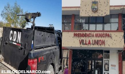 Ataque del CDN en Villa Unión, encontraron a 2 bomberos muertos y la cifra de víctimas subió a 22.