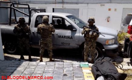 Decomisan cargamento de cocaína con valor de 271 mdp oculto en un camión en Tabasco