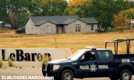 Detuvieron al jefe de plaza de La Línea de Cartel de Juarez por ataque a los LeBarón