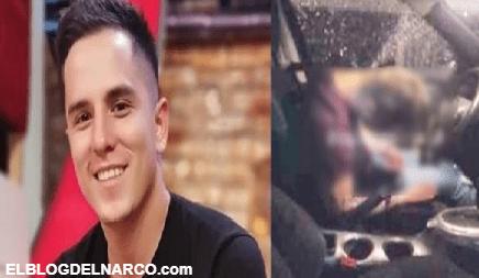 Ejecutan en Coyoacán a Brayan del Prado ex-concursante del programa Enamorándonos