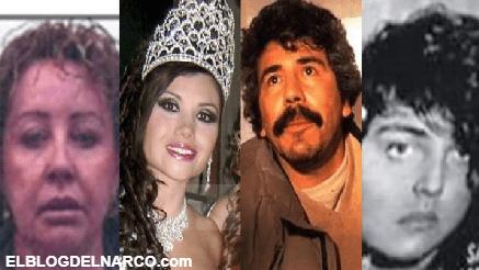 """Ellas son las mujeres de las que se enamoró """"El narco de narcos"""" y ex-líder del extinto Cártel de Guadalajara"""