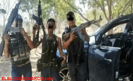 Imágenes de nueva generación de sicario de la Familia Michoacana
