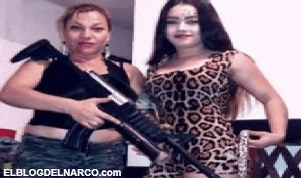 Madre e hija se fotografiaban con armas y narcos las torturan y ejecutan... (IMÁGENES)