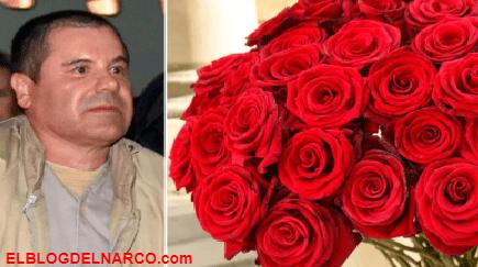 El día en que 'El Chapo' Guzmán hizo 'llover' rosas para una mujer... ¡y ella lo desairó!