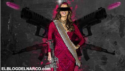 La reinas de belleza y sicarias son ahora las cabecillas de El Cártel de Jalisco