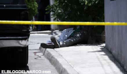 Sicarios le clavan narcomensaje a jovencito en territorio del Mencho y el CJNG