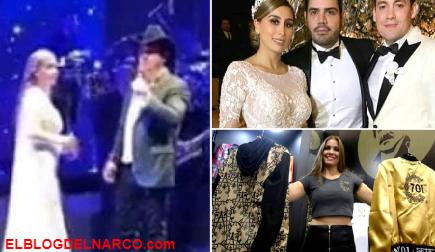 """Al interior de la boda de la hija del """"Chapo"""" Guzmán en Culiacán música, lujo y extrema seguridad"""