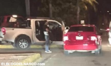 Convoy de sicarios instalan retenes en Culiacán, los usan para desaparecer personas y tirar sus cuerpos en basureros