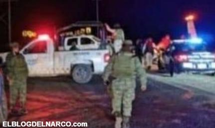 """Durante enfrentamiento en Tabasco abaten a tres Sicarios y a su jefe llamado """"El Chontuyo"""""""