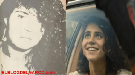 Ella es Sara Cosío... el amor prohibido de Caro Quintero, líder del cártel de Guadalajara