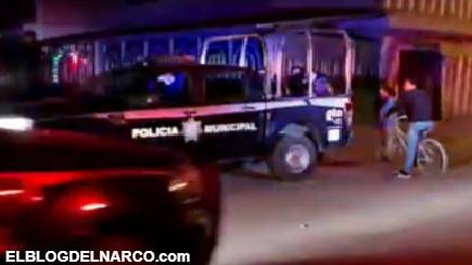 En Celaya Sicarios llegan en dos coches y ejecutan a cuatros personas en la vía pública