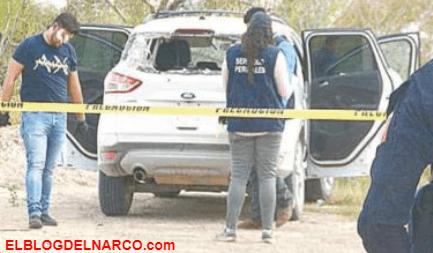 En Reynosa mueren 2 Sicarios al enfrentarse a Policías