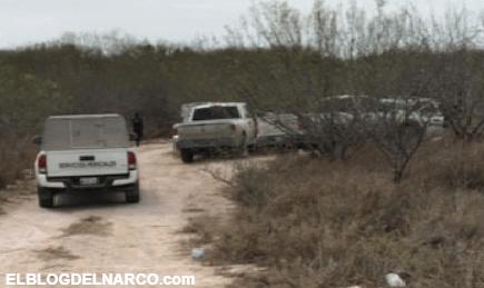 Encuentran a dos calcinados en Reynosa, Tamaulipas
