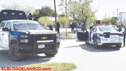 """Escapa """"Gama 16"""" líder del Cártel del Golfo de policías estatales en Reynosa, hay 2 detenidos"""