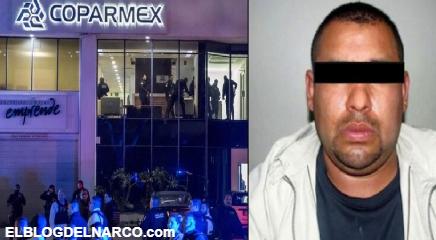 """Escondido bajo un escritorio y desprotegido... Así capturaron a """"El Chapito Leal"""" cabecilla de los Arellano Félix"""